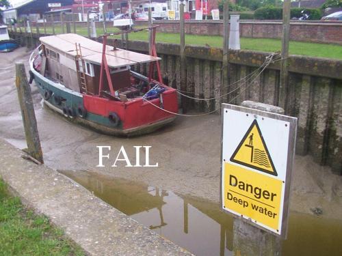 Sign Fail!